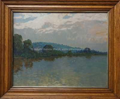 Josef Ullmann - Na řece