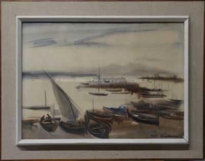 Rudolf Kundera - Rybářské bárky