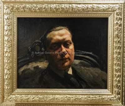 Vratislav Nechleba - Portrét muže