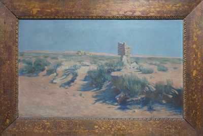 Leopold Mielich - Pevnost v poušti
