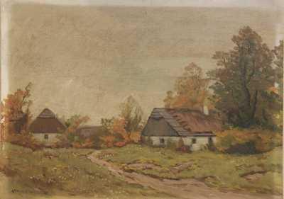 Otakar Hůrka - Chaloupky