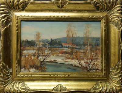 Jaromír Kunc - Poslední sníh