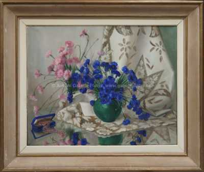 Elie Miller-Ranson - Květinové zátiší