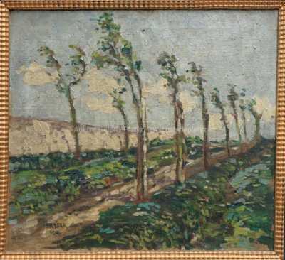Rudolf Karasek - Stromy u cesty