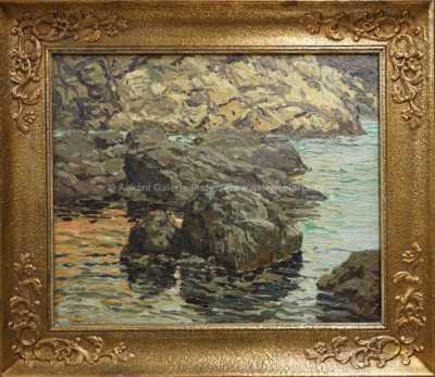 Josef Písecký (Liška) - Červánky v moři