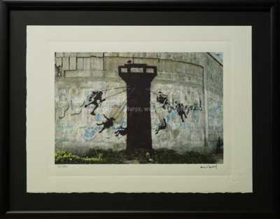 Banksy - Kolotoč