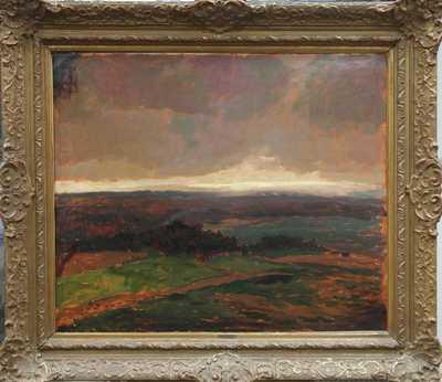 Gustav Macoun - Pohled do kraje