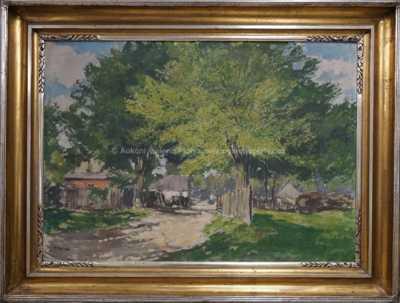 Gustav Macoun - Cesta vesnicí