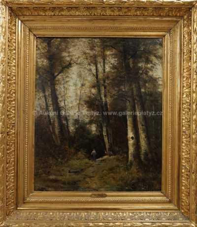 Autor neurčen - Cesta lesem