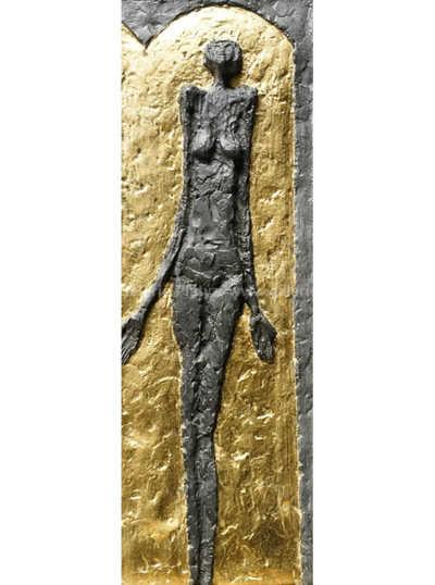 Olbram Zoubek - Žena v nice a stín