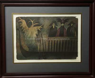 Adolf Born - Noční tribunál