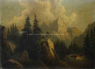 Nesignováno - Pod horami