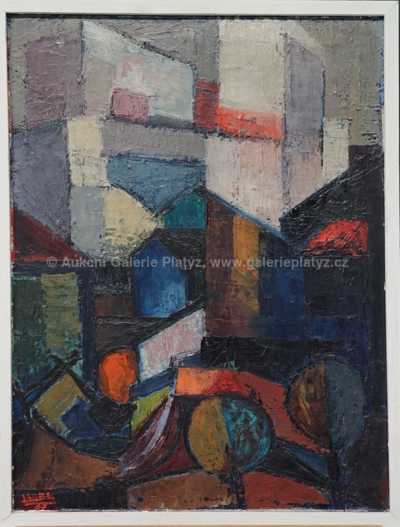 Otto Laube - Kontrasty