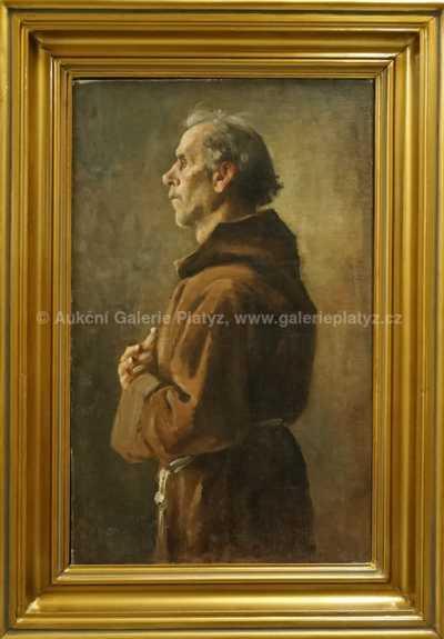Neznačeno - Mnich