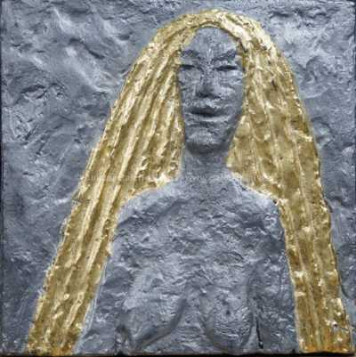 Olbram Zoubek - Zvěstování Marie