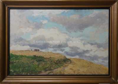 Gustav Macoun - Oblaka