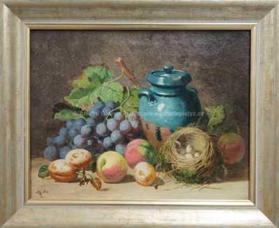 Charles Thomas Bale - Ovocné zátiší
