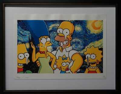 Death NYC - Marge s rodinou
