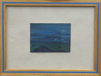 Josef Hlinomaz - Modrá krajina