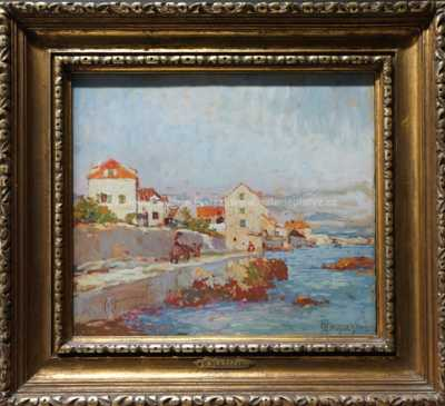 Oldřich Blažíček - U moře