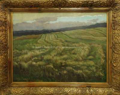 Rudolf Bém (Vratislav Hlava) - Žito po dešti