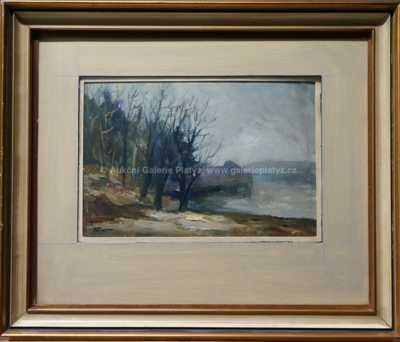 Karel Hodr - Konec podzimu
