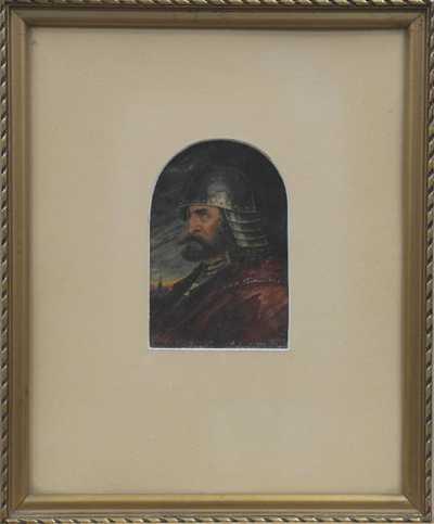 Antonín Waldhauser  - Portrét vojevůdce