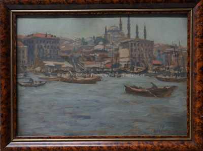 Karel Živný - Istambul