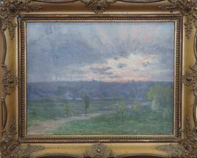 Karel Boháček - Před západem slunce