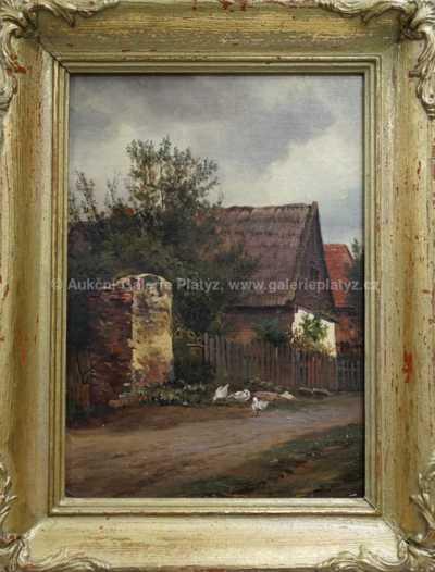 Alois Kirnig - Za plotem
