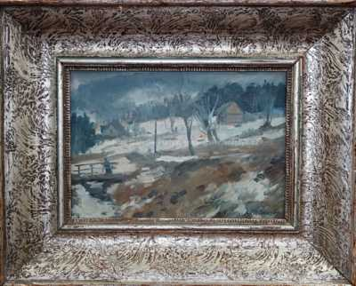 Karel Holan - Zima na horách