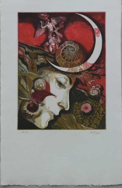 Josef Liesler - Amor a Psyché