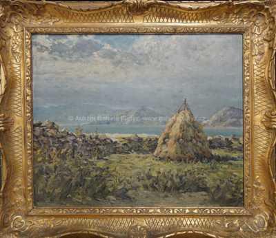 Josef Písecký (Liška) - Z ostrova Krku