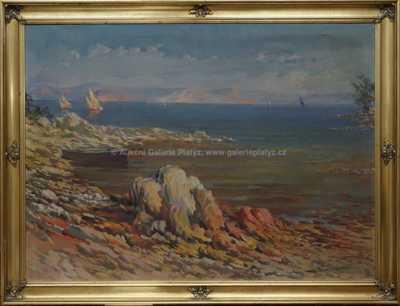 František Myslivec - Mezi ostrovy