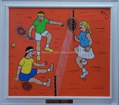 Wimbledonská trojhra