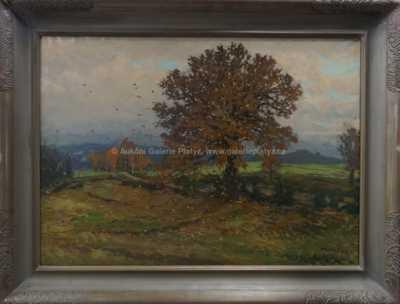 Jaroslav Panuška - Větrný podzim