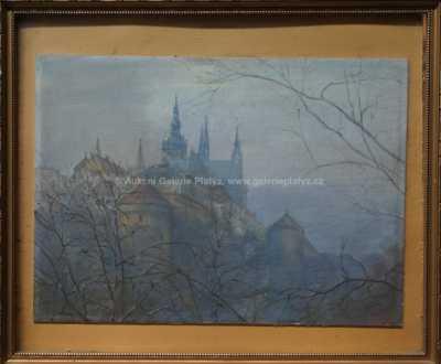 Bedřich Veselý - Pražský hrad