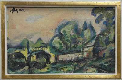 Václav Hejna - U Karlova mostu