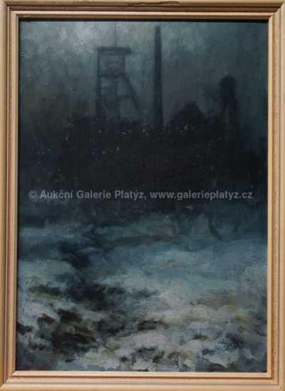 Jan Pašek - Starý důl