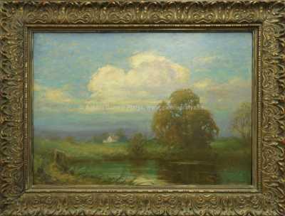Theodor Hilšer - Starý rybník