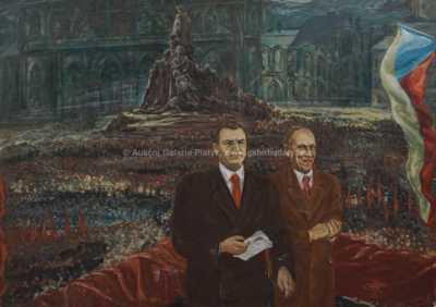 Rudolf Tichý - Shromáždění