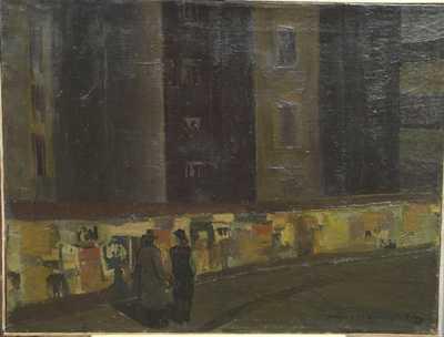 Karel Souček (Bor) - Mezi domy