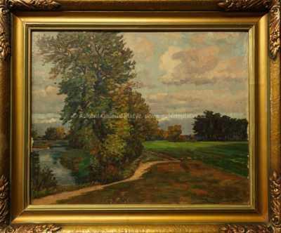 Lilli Gödl-Brandhuber - U řeky