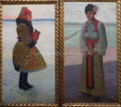 Vincent Plesnivý - Konvolut dvou kusů