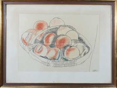 Georges Kars - Ovocné zátiší