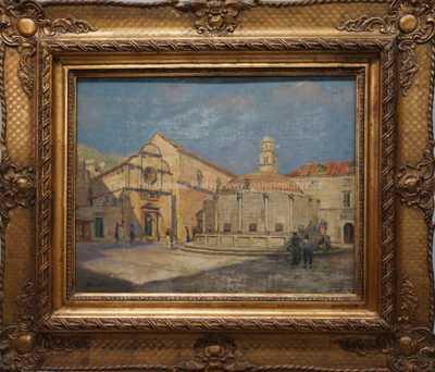 Antonie Brandeisová - Motiv z Itálie