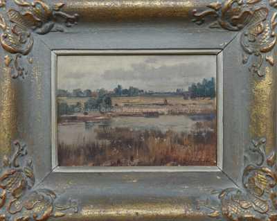 Josef Procházka - Zarostlý rybník