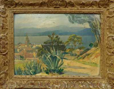 Gustav Böhm - San Tropez