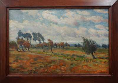 Stanislav Hudeček - Podzim