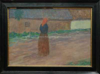 Antonín Hudeček - Starý Kolín